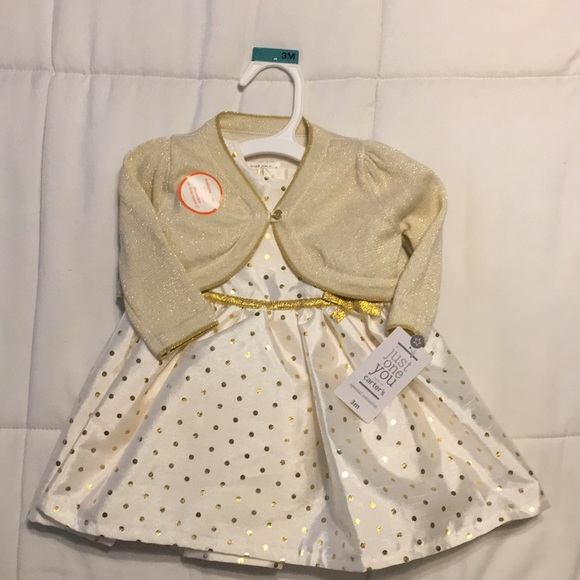 f0ce9e6a6bd3c Carter s Other - 3 month old baby girl dress
